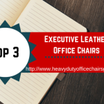 Comfortable Executive Leather Office Chairs
