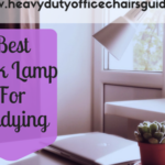 Best Desk Lamp For Studying
