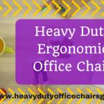 Best Heavy Duty Office Desk Chairs