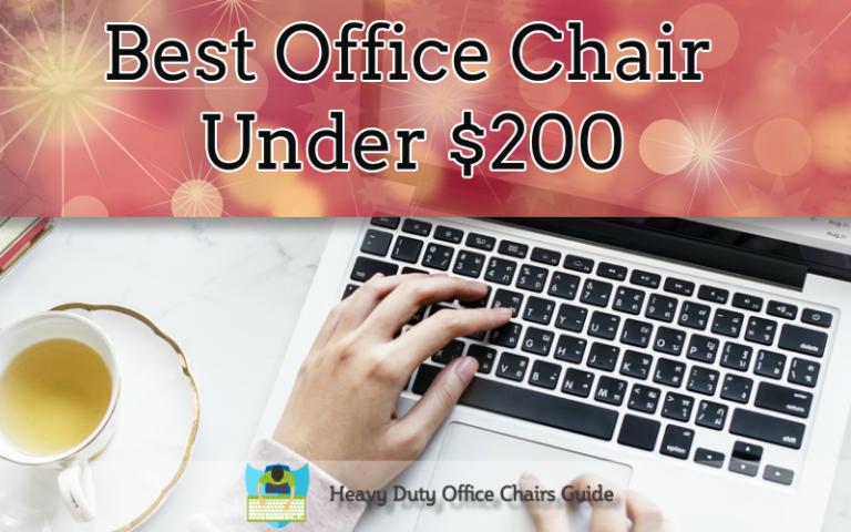 best computer chair under 200 dollars