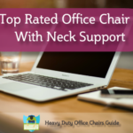 computer chair with neck support