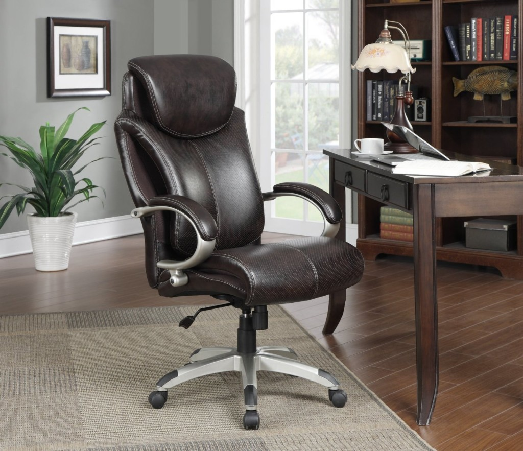 best rated big and tall executive office chairs