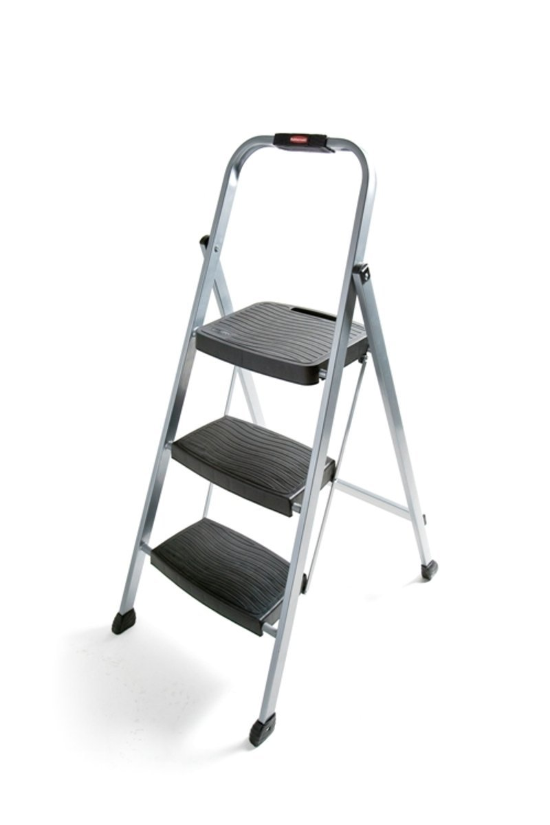 Step Stool With Handles