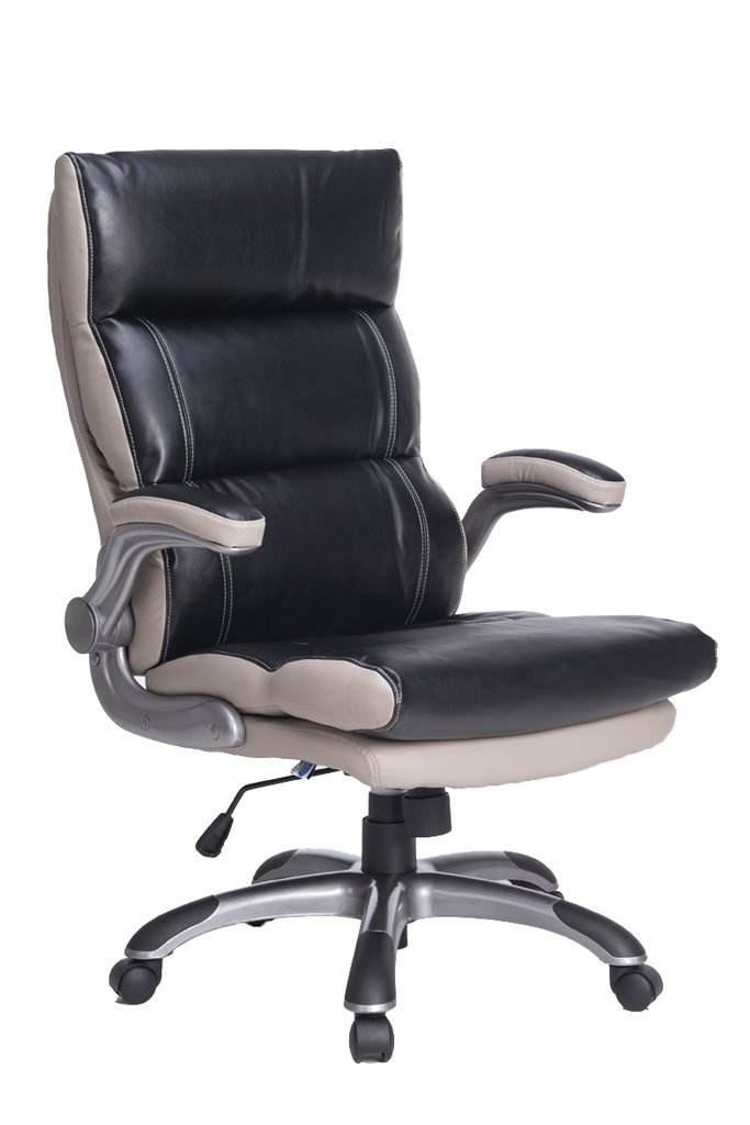 top rated modern leather office chair. Black Bedroom Furniture Sets. Home Design Ideas