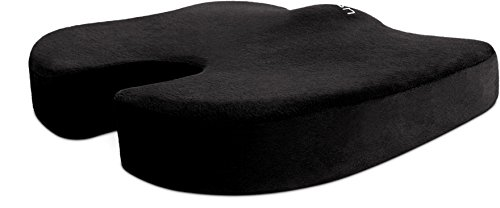 memory foam seat cushion for back pain