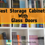 Best Storage Cabinets With Glass Doors