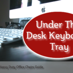 Under The Desk Keyboard Tray