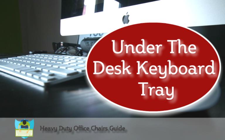 Under The Desk Keyboard Tray