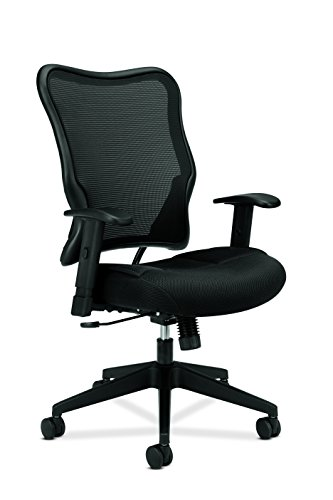 mesh computer chair for big and tall person