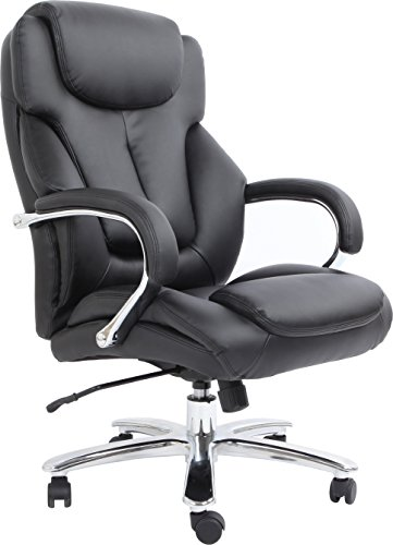 best leather big and tall computer chair