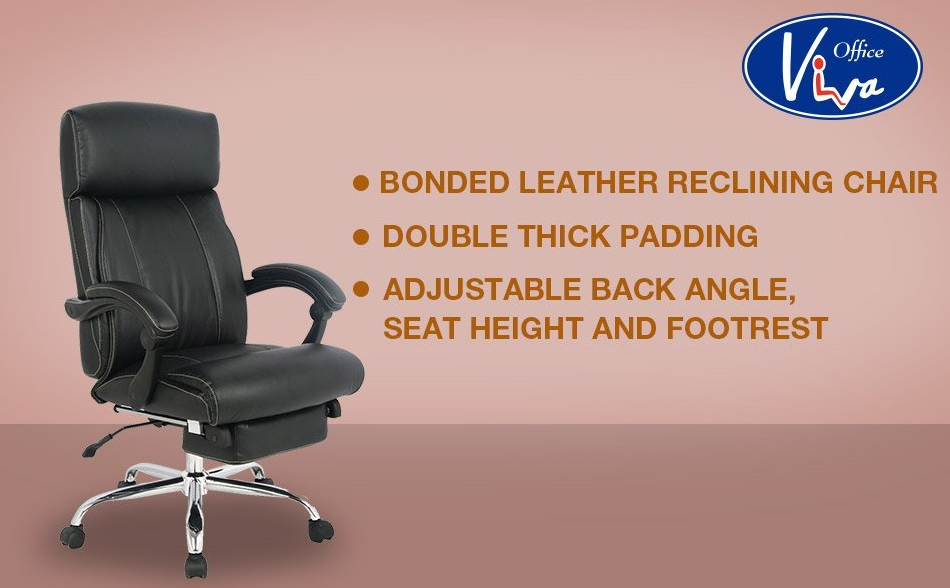Best Recliner Computer Chair With Footrest
