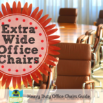 Extra Wide Office Chairs For Better Comfort