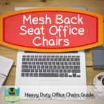 Mesh Back Seat Office Chairs