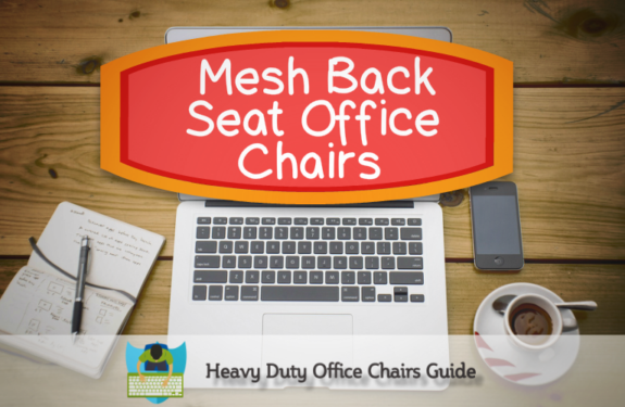 The Best Mesh Back Seat Office Chairs For Lumbar Support