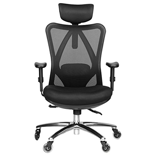 what is the best office chair for back and neck support