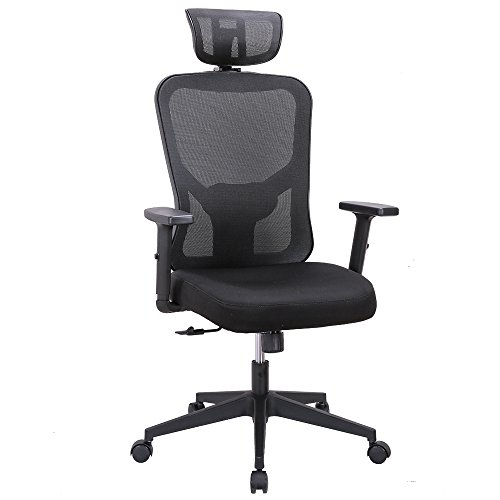 Most Comfortable Adjustable Ergonomic Mesh Office Chair For Your Back