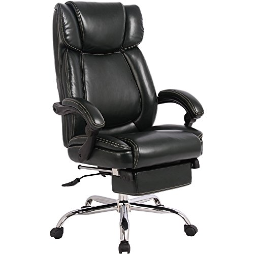 best reclining napping office chair with armrest and footrest