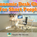 ergonomic desk chairs for short adults