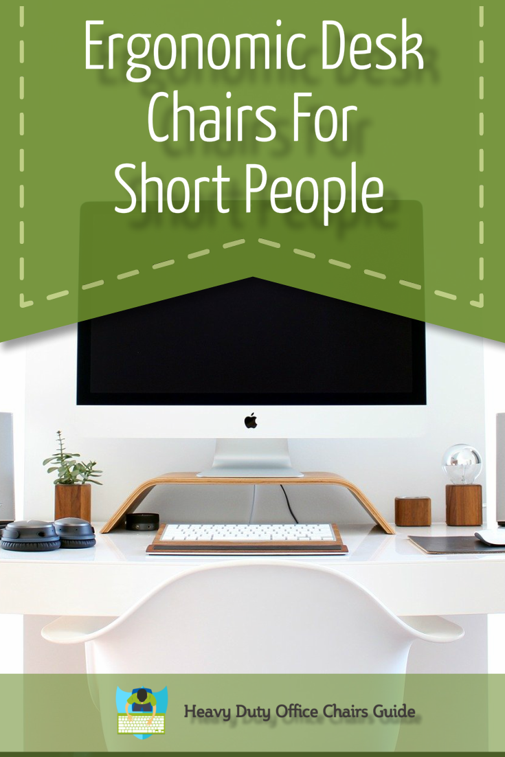 ergonomic desk chairs for short people