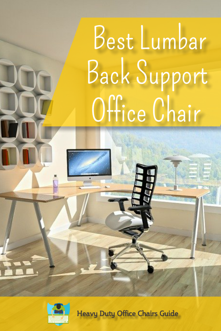 best lumbar back support office chair